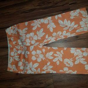Express capri pants size 10